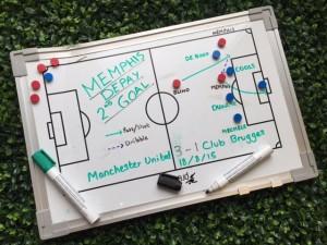 Memphis Depay Goal - V Club Brugges