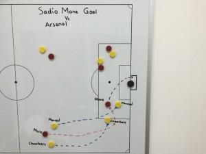Mane's Goal of the football Premiership Weekend
